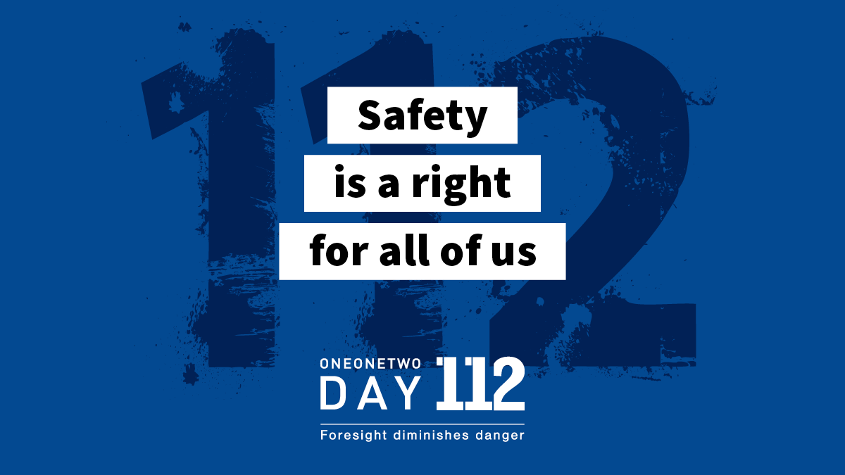 112-day- Safety is right for all of us